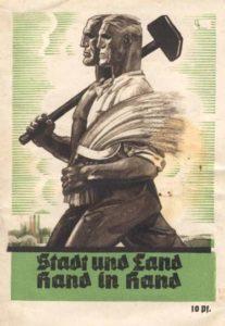 National Socialist labor propaganda