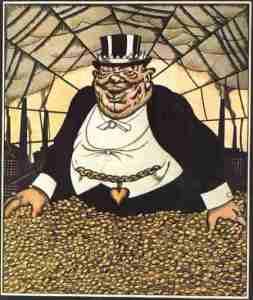 A Fat Capitalist