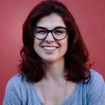 Marianna Fraga, repórter e diretora de arte