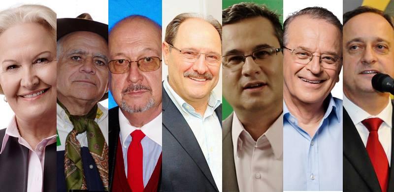 Candidatos ao governo do Estado discutem questões da área cultural