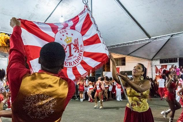 Imperadores do Samba (Foto: Gisele Endres/Nonada)