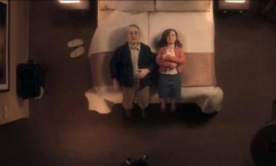 Cena de sexo entre os personagens é ponto alto do filme (Crédito: Paramount Animation)