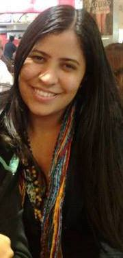 A jornalista renata Tupinambá é especialista em etnomídia (Foto: divulgação)