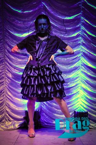 Thsymy Kissmy - Negro D'água (Foto: Monique Zuanazzi)