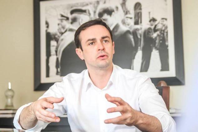 Maurício Dziedricki é o candidato do PTB ao pleito municipal (Crédito: PTB/Divulgação)
