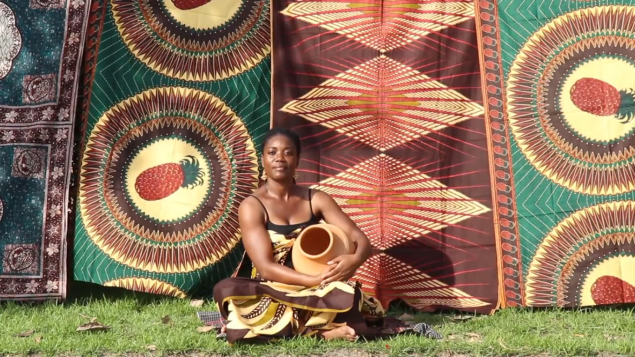 Imagem do filme Mwany (Foto: reprodução)