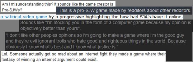 pro-SJW game