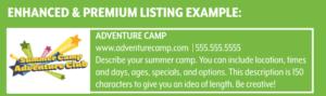 Summer Camp Guide 2017 - Enhanced