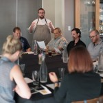 Canvas and Orlando Brewing Cook Upa TriumphantBeer Pairing Dinner
