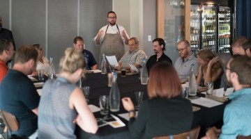 Canvas and Orlando Brewing Cook Up a Triumphant Beer Pairing Dinner