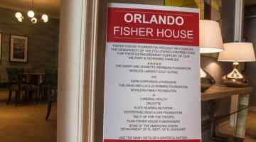 Orlando Fisher House Dedicated to Bringing Hope and Comfort to Veteran Families