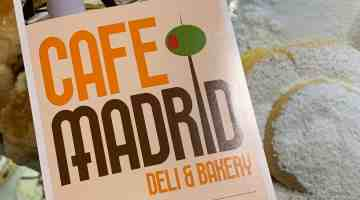 Business Spotlight: Café Madrid Deli & Bakery