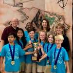 NorthLake Park Community School: First Place at the Battle of the Books!