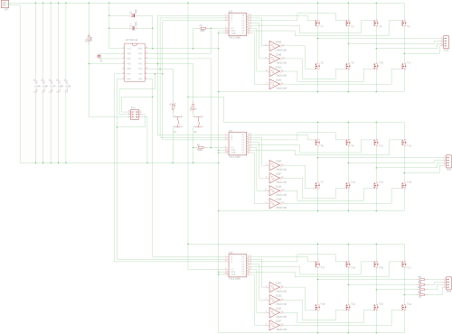 small resolution of circuit diagram of the controller driver