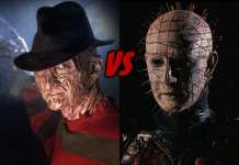 Freddy Krueger vs Pinhead