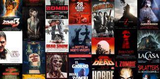 Tutti i film di zombie