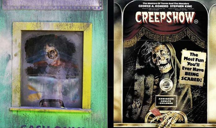 Creepshow Poster del film – The Walking Dead stagione 7 episodio 7.