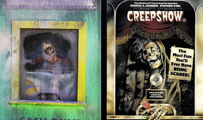 Creepshow Poster del film – The Walking Dead stagione 7 episodio 7.