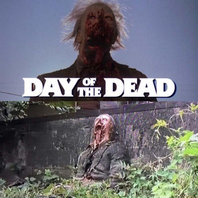Dr. Tongue in Il giorno degli zombi (1985) - The Walking Dead 7 stagione 7, episodio 16
