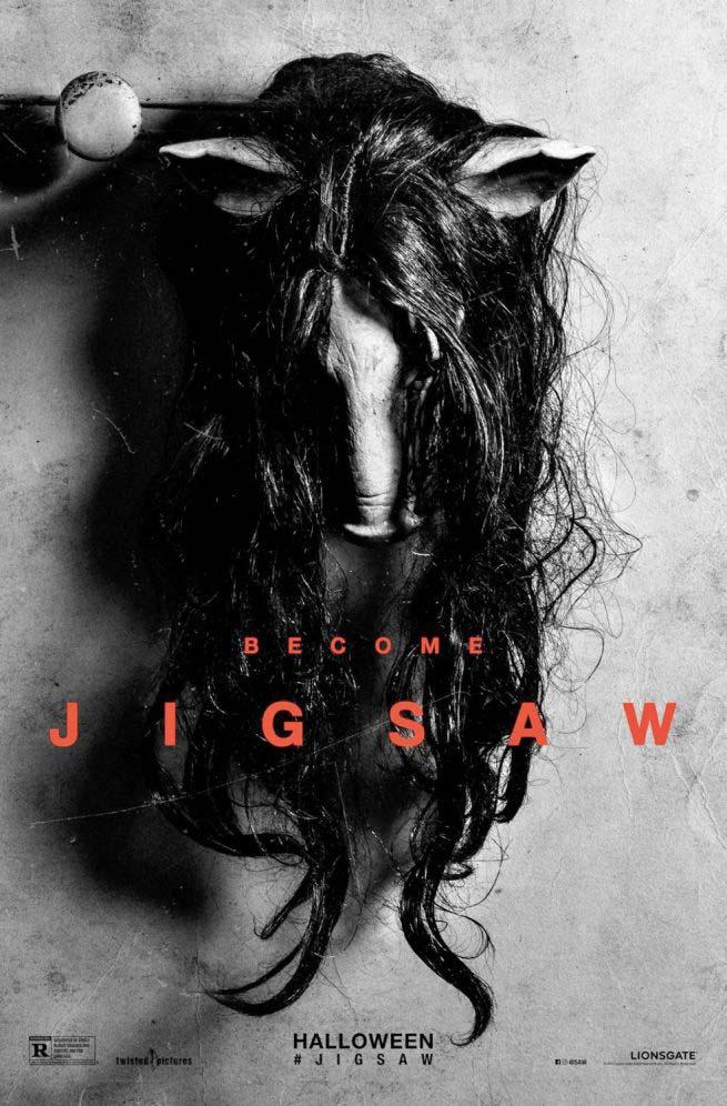 Jigsaw (Saw 8) poster