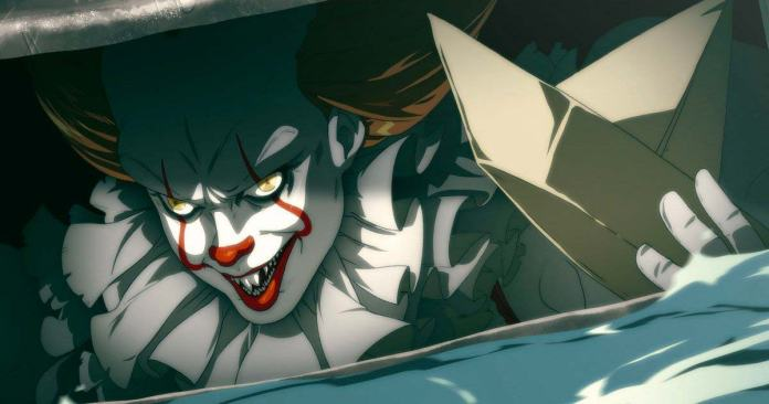 It pennywise anime
