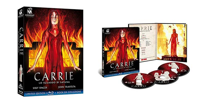 Midnight Classic Carrie lo sguardo di Satana