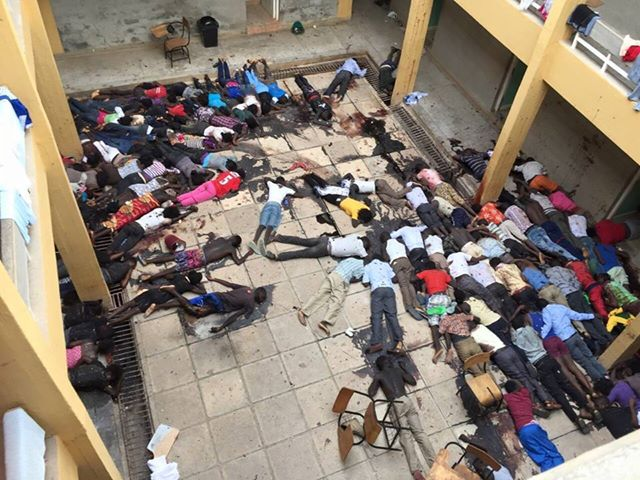 massacro kenia