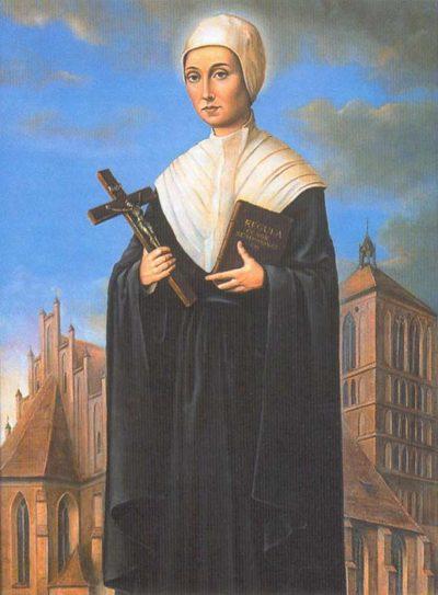 Beata Regina Protmann