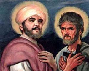 santi filippo e giacomo il minore apostoli