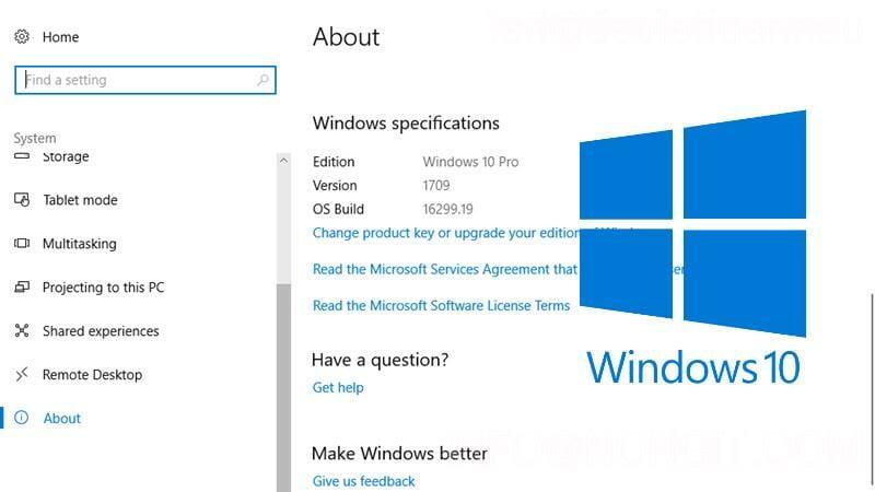 วิธีดาวน์โหลด Windows 10 ไฟล์ ISO ตัวเต็มเวอร์ชั่นล่าสุดฟรีจาก