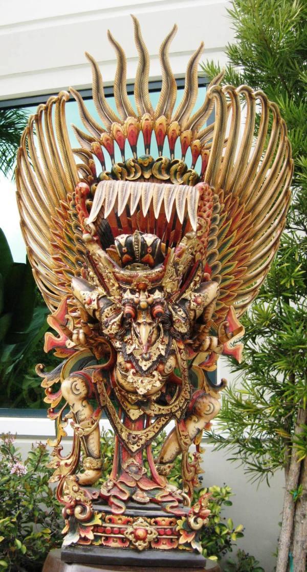 Birth Of Nagas Aruna And Garuda Davidmcb Deviantart