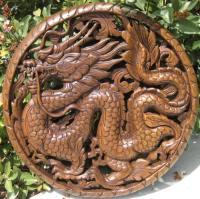 Hand Carved Teak Panel/Teak Wood Panels/Teak Wood Carvings