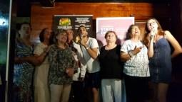 senior karaoke