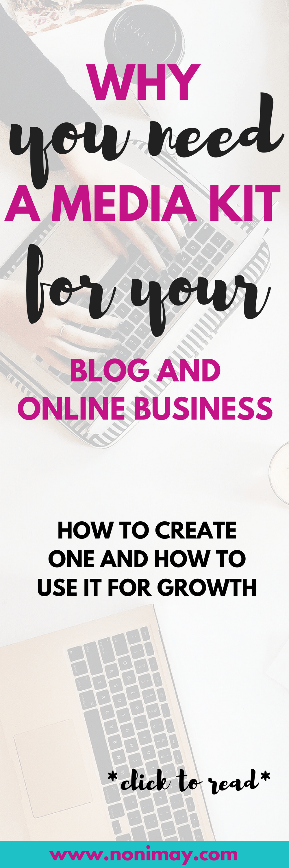 Why you need a media kit for your blog and online business