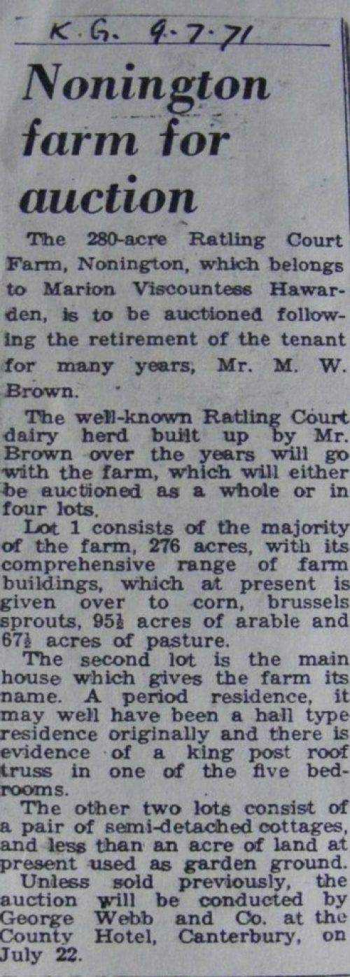 Ratling-farm-sale