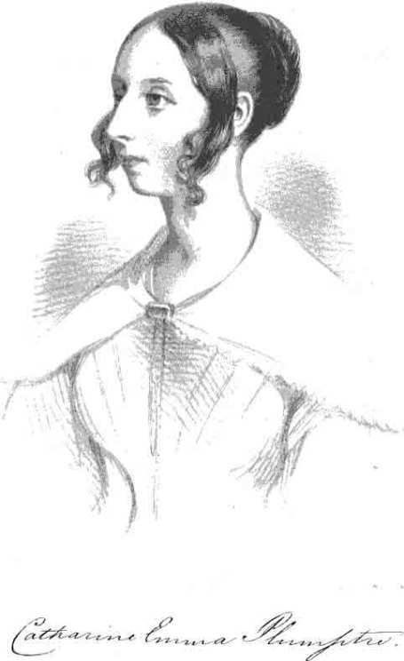 "Catherine Emma Plumptre, wife of ""J.P.P."""