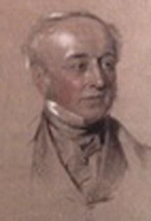 William Osmund Hammond by Henry Tanworth Wells. An 1855 portrait in chalks
