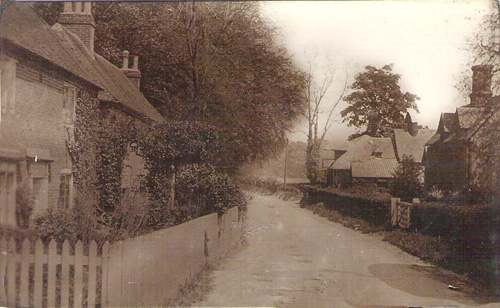 Home farm & malt hse-easole c 1910