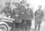 WW2 Nonington firemen