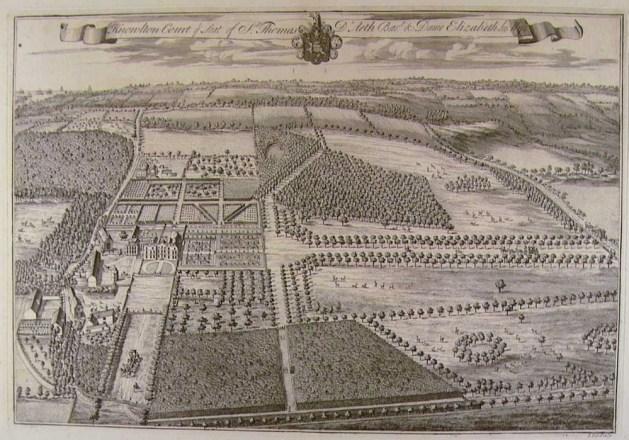 Knolton by Kipp 1719.