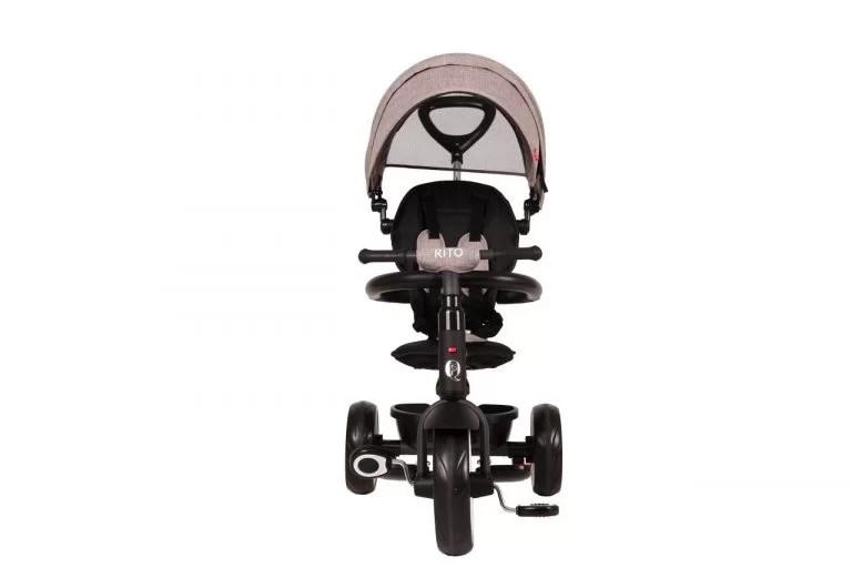Tricicleta-pliabila-pentru-copii-QPlay-Rito-Rosu-3