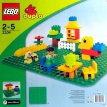 LEGO®-DUPLO-Placa-verde-2304