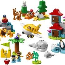 LEGO-Animalele-lumii