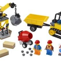 LEGO-Buldozer-pentru-construcții
