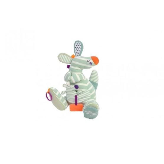 Cangur, jucarie interactiva cu activitati, Dolce