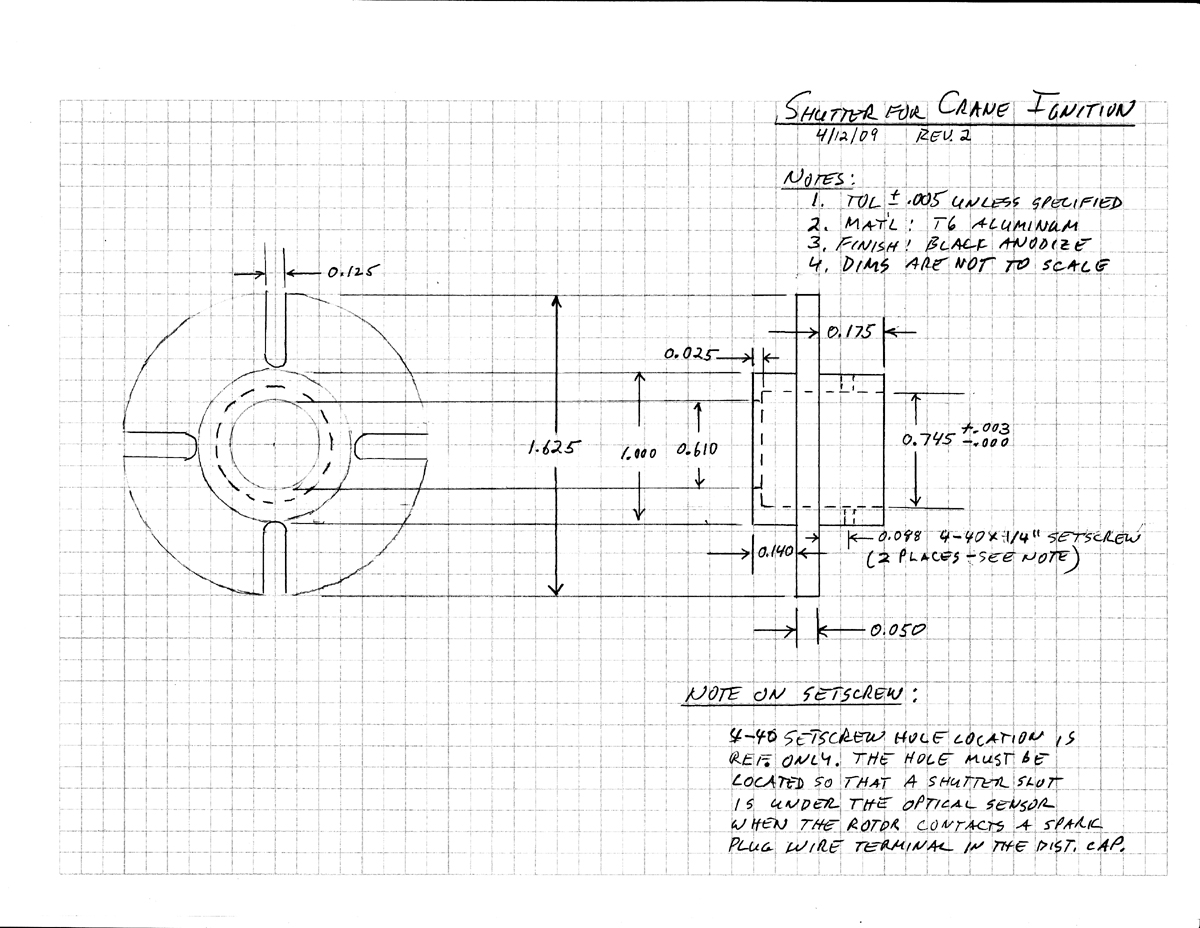 hight resolution of crane xr700 ignition installation on a bugeye sprite fireball xr700 wiring diagram