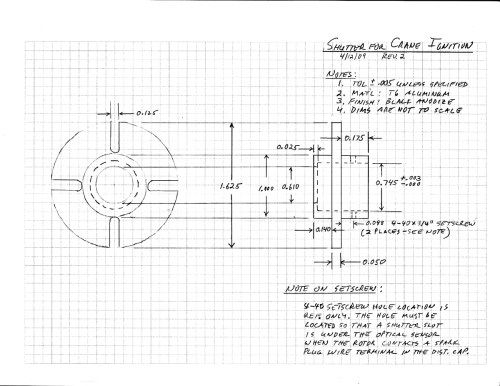 small resolution of crane xr700 ignition installation on a bugeye sprite fireball xr700 wiring diagram