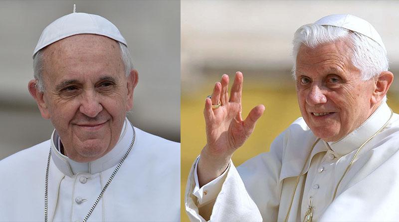 Due Papi - Benedetto e Francesco