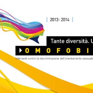Omofobia: Tante diversità. Uguali diritti