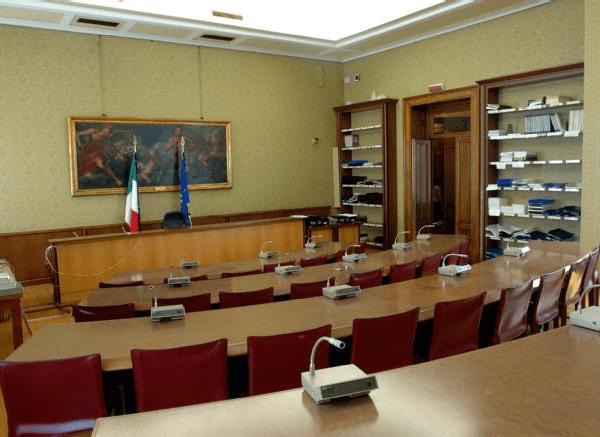 Aula XII Commissione Affari Sociali Camera